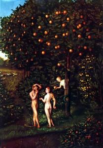 Arbre-de-la-connaissance-du-bien-et-du-mal-Lucas-Cranach1