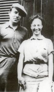 Lucette et Céline