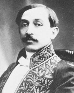 Maurice Barrès, immortel