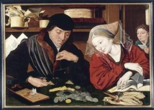 le-banquier-et-sa-femme---marinus-van-reymerswaele