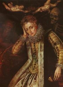 Elizabeth I, reine et vierge