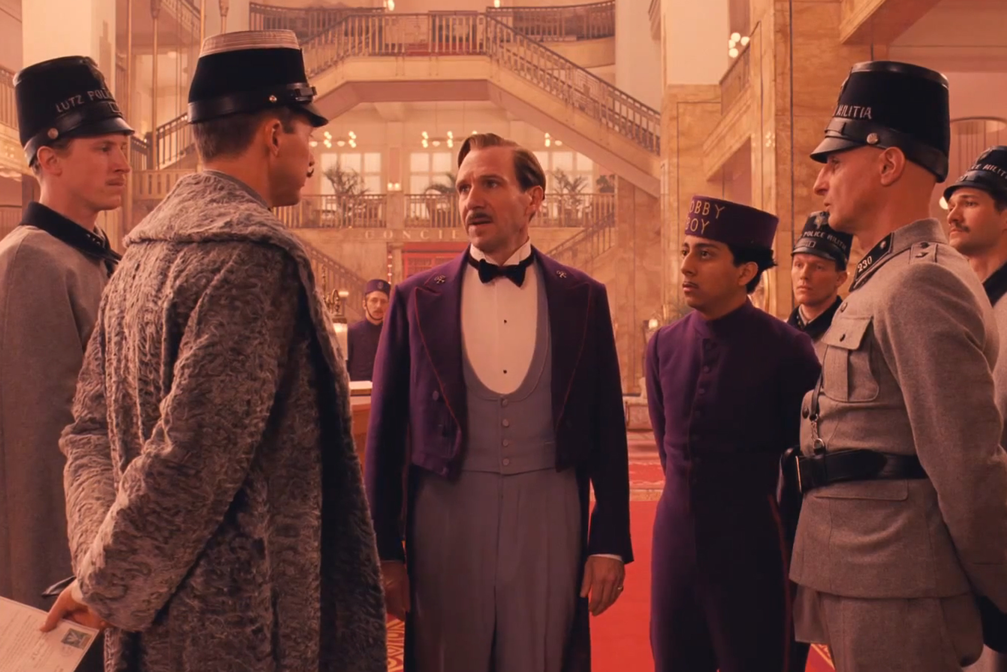 Grand Budapest Hotel Realisateur