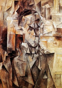 Portrait de William Uhde, Pablo Picasso