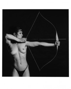 Robert Mapplethorpe - Lisa Lyon