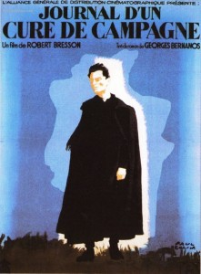 Affiche du film de Robert Bresson (1951)