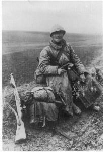 Poilu de 1914