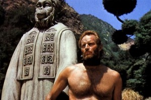 Charlton Heston dans la version de 1968