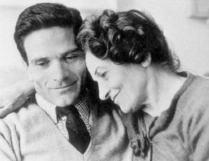 Pasolini et sa mère