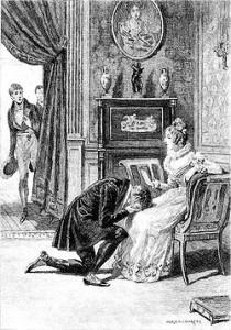 Lucien et Mme de Bargeton