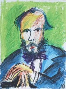 Fiodor Dostoïevski par Marc-Édouard Nabe
