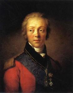 Le comte Fiodor Vassilievitch Rostoptchine