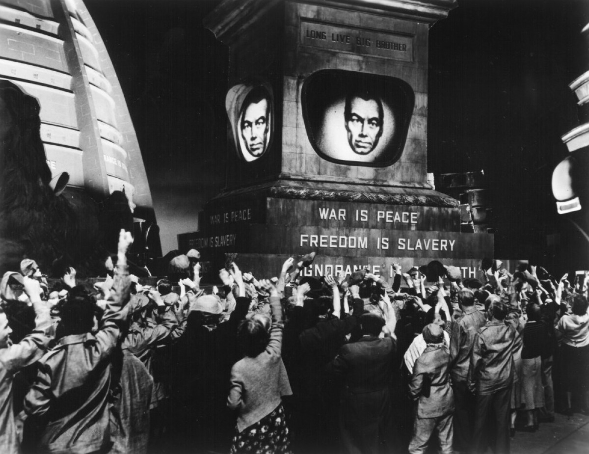Manipulations of Memory Used by Orwell and Williams