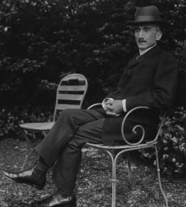 Henri Bergson.