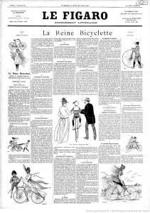 Le Figaro du 4 octobre 1890