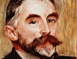 Stéphane Mallarmé par Auguste Renoir