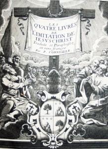 Imitation de Jésus-Christ, gravure de H.David