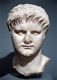 Buste de Néron (~ 64 apr. J-C)