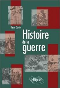Histoire de la guerre par David Cumin