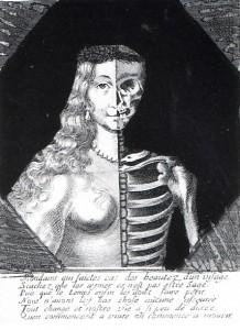 Allégorie de la mort (XVIIe siècle).
