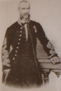 Charles Ardant du Picq, théoricien militaire tué à l'ennemi en 1870