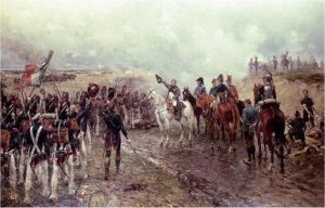 Napoléon à Waterloo