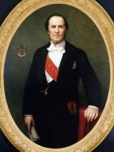 Le baron Haussmann