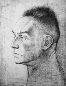 Gravure réalisée par Pierre-Yves Trémois