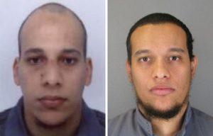 Les frères Kouachi, auteur de l'attaque contre Charlie Hebdo ...et fils de la France
