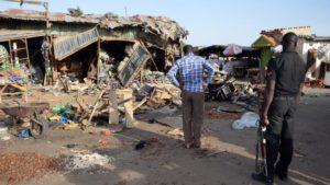 Attentat à Maiduguri le 22 juin 2015