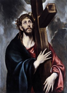 Le portement de la croix, El Greco