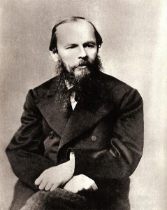Fiodor Dostoiëvski, auteur de L'Adolescent