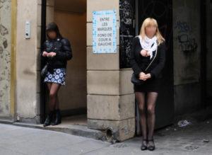 Aujourd'hui, rue Saint-Denis, à Paris
