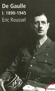 La biographie d'Eric Roussel aux éditions Tempus