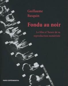 Fondu au noir : le film à l'heure de sa reproduction numérisée, Paris Expérimental, 2013