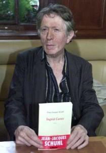Jean-Jacques Schuhl a obtenu le prix Goncourt en 2000 pour Ingrid Caven