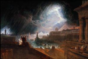 John Martin, La Septième Plaie d'Égypte
