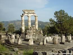 Oracle de Delphes, haut lieu de la spiritualité grecque