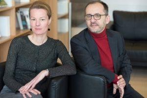 Justine Lacroix et Jean-Yves Pranchère ©Jérôme Panconi