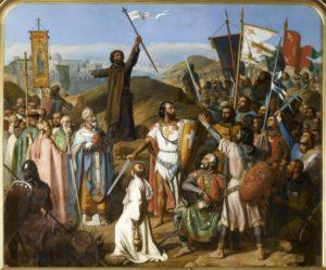 Les croisades occupent une place importante dans l'imaginaire de la violence religieuse