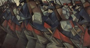 nevinson_returning_to_the_trenches-small
