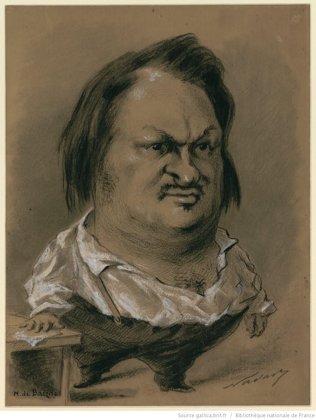 Balzac ou la Révo...