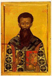 Saint Grégoire Palamas, le théologien des énergies divines, inspirateur de Boulgakov.