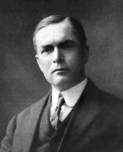John Mott, méthodiste, ami de Boulgakov et pionnier de l'oecuménisme.