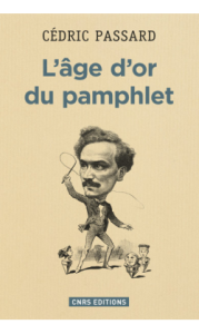 L'âge d'or du pamphlet aux Editions du CNRS