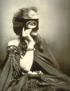 La duchesse de Castiglione par Pierson