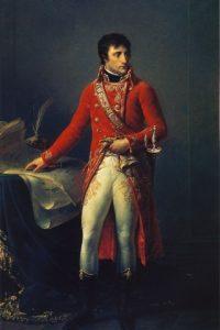 Napoléon Bonaparte lors du Consulat