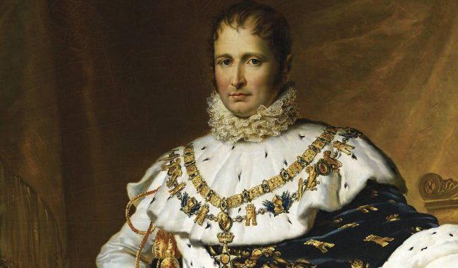 thierry lentz joseph bonaparte est le seul frre que napolon a vritablement connu - Napoleon Bonaparte Lebenslauf