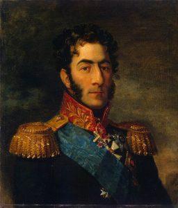 Le général Bagration