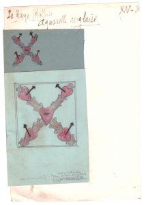 Extrait inédit des archives de Charbonneau-Lassay
