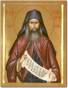 Saint Silouane l'Athonite